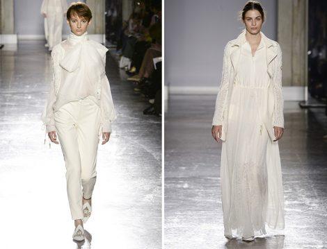 Les Copains 2019 İlkbahar Yaz Beyaz Kıyafetler