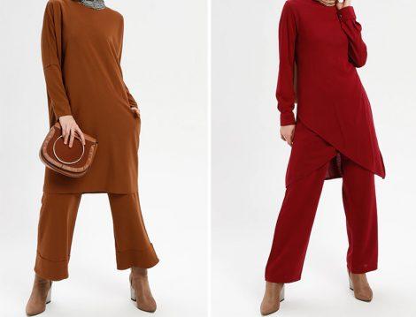 Loreen By Puane Tunik & Pantolon İkili Takım