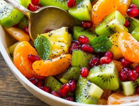Meyve SalatasıTarifi