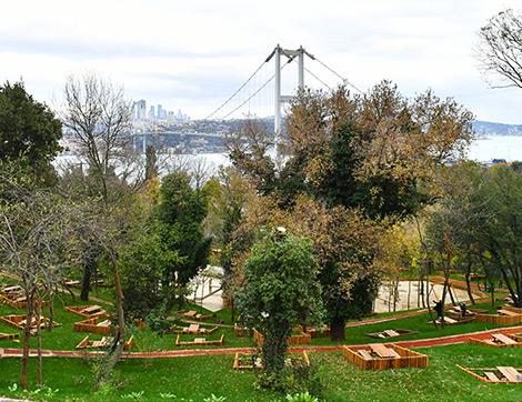 Nakkaştepe Millet Bahçesi: İstanbul'un Boğaz Manzaralı Yeni Balkonu
