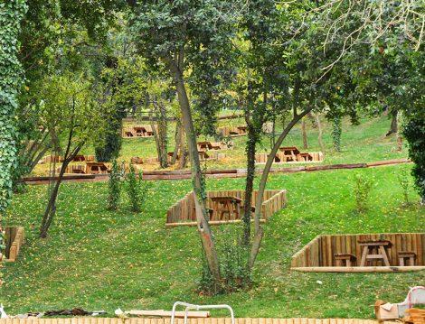 Nakkaştepe Millet Bahçesi Mesire Alanı