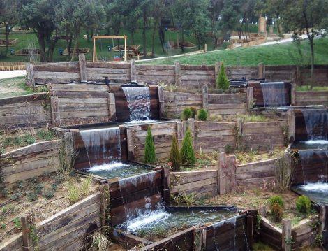 Nakkaştepe Millet Bahçesi Yürüyüş Parkuru ve Parklar