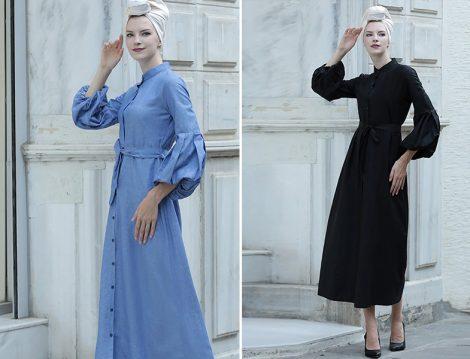 Selma Sarı Design Elbise