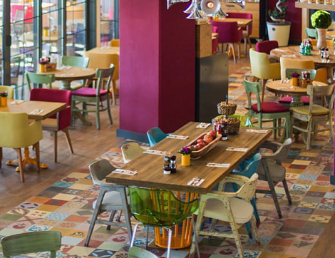 Timboo Cafe: 7'den 70'e Herkesin Eğlenceli ve Keyifli Mekanı