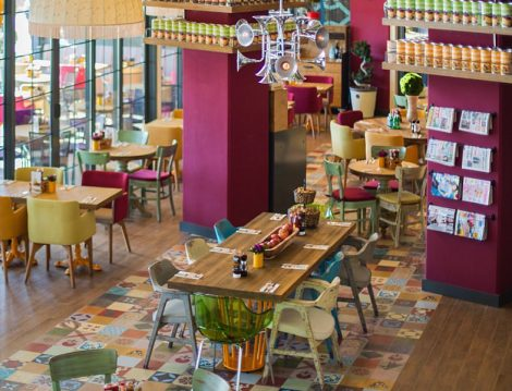 Timboo Cafe Dekor