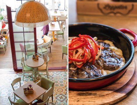 Timboo Cafe Köfte Menü