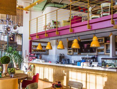 Timboo Cafe Mutfak