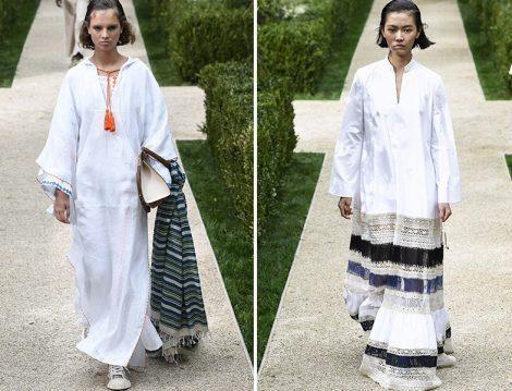 Tory Burch 2019 İlkbahar Yaz Elbise Modelleri