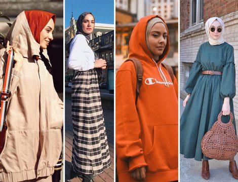 Yağmurluk - Etek - Elbise ve Sweatshirt Modelleri