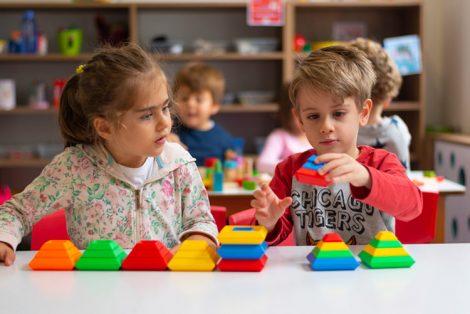 Acıbadem Okulları Anaokulu Eğitimi