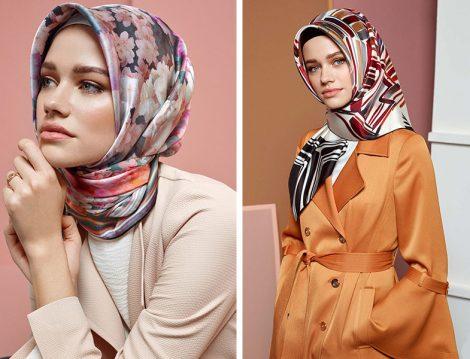 Aker 2019 İlkbahar – Yaz Eşarp Modelleri