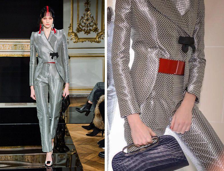 Armani 2019 İlkbahar Yaz Couture Koleksiyonu Tulum Modelleri