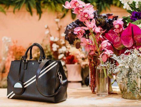 Bloomsbury Signature Tote Bag Siyah Çanta