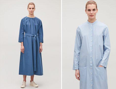 Cos Stores Elbise Tasarımları