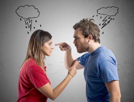 Eşler Arası Tartışmalarda Dile Alınmaması Gereken Sözler