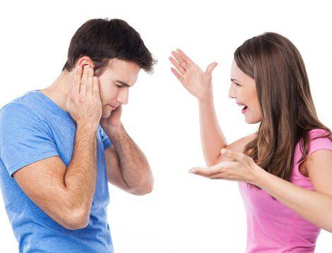 Eşler Arası Tartışmalarda Hakaret ve Küfür