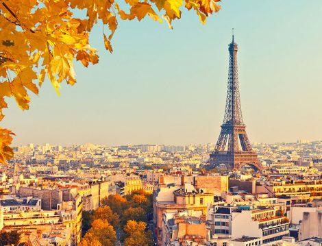 Fransa Paris Eyfel Kulesi