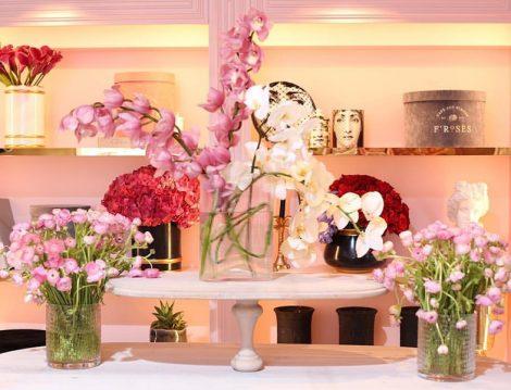 Froses Floral Cafe Çiçek Konsepti