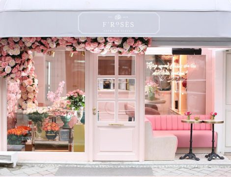 Froses Floral Cafe
