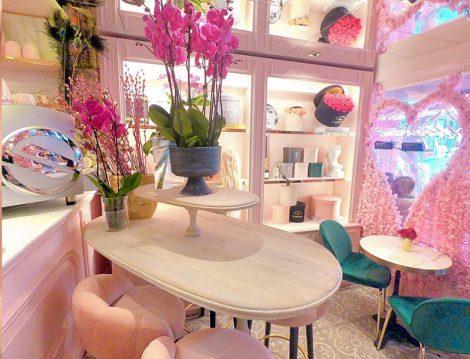 Froses Floral Cafe Beşiktaş