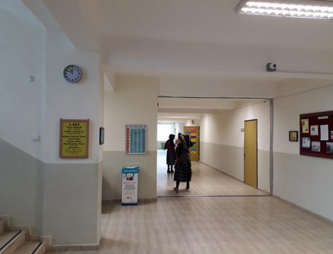 Kartal Mehmet Akif Ersoy Anadolu İmam Hatip Lisesi Ders Zili