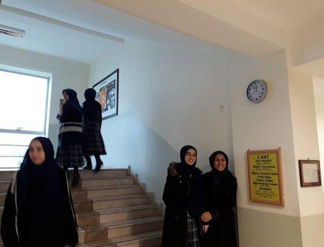 Kartal Mehmet Akif Ersoy Anadolu İmam Hatip Lisesi Teneffüs Zili Uygulaması