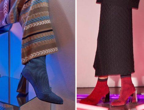Knitss Triko Ayakkabı