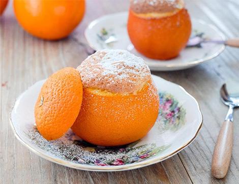 Portakal Mevsimi Bitmeden Kabuğunda İkram Edeceğiniz 6 Farklı Tarif