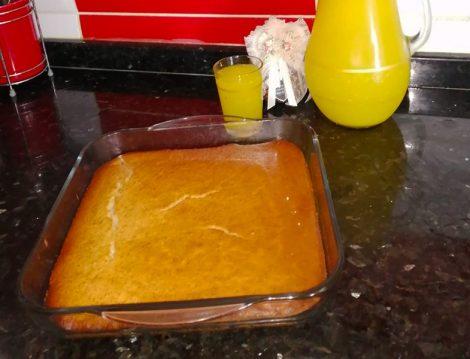 Portakal Sulu Kek ve Limonata Tarifi