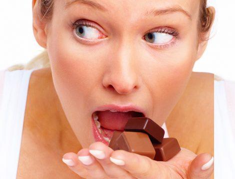 Stres ve Çikolata
