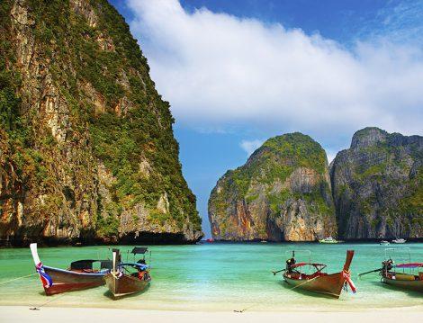 Taylan Phi Phi Adaları