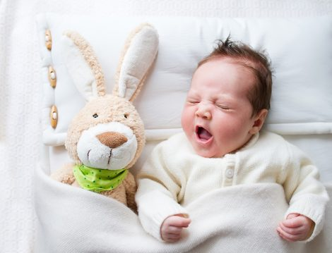 Uyuyan Bebek