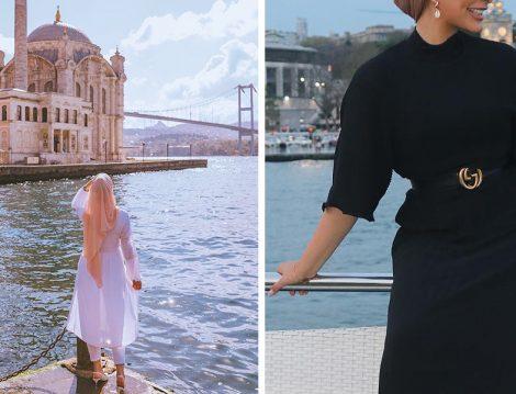 İstanbul Moda Haftasına Katılan Moda Fenomenleri