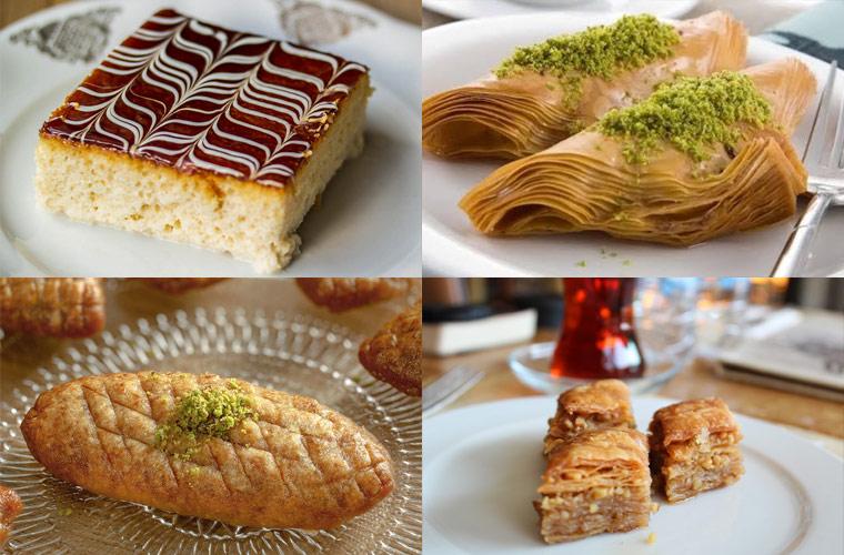 Balkan Tatlıları