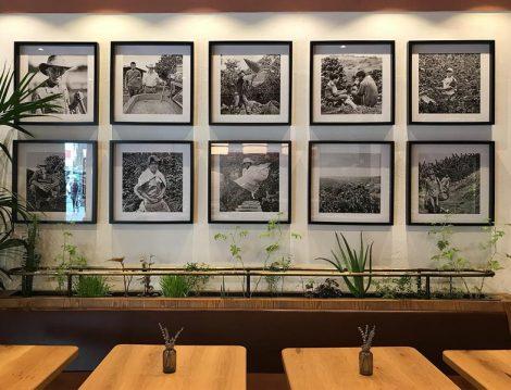 People of Coffee Nişantaşı İç Mekan Dekorasyon