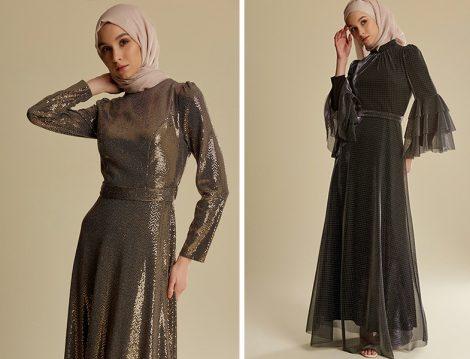 Tuğba Venn 2019 Abiye Elbise