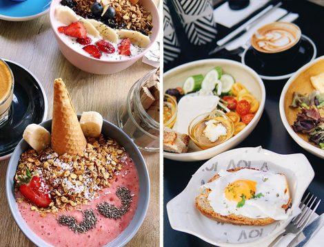 Voi Coffee Roasters Kahvaltı
