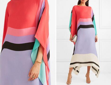 Yazlık Elbise Modelleri 2019