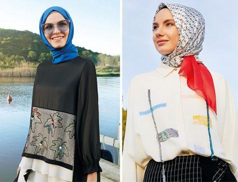 Zühre Giyim 2019 Bluz ve Gömlek Modelleri
