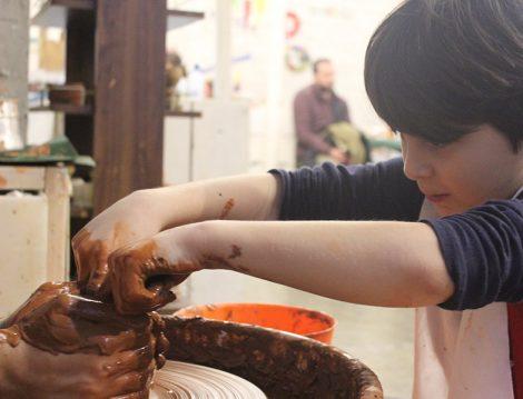 Çocuklar İçin Toprak Sanatı