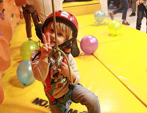 Çocukların Eğlenirken Öğrendiği 'Çocukça Bir Festival'