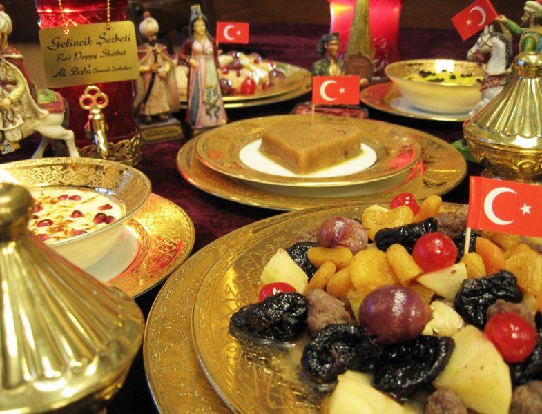 İftar Mekanları Osmanlı Yemekleri