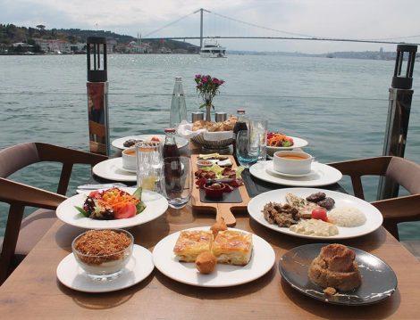 İnci Bosphorus / İftar Mekanları Üsküdar