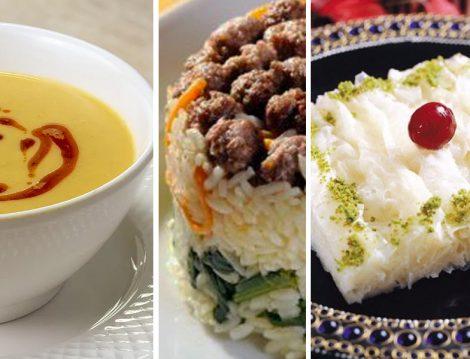 2019 İftar Menüsüne Osmanlı Mutfağı Lezzetleri