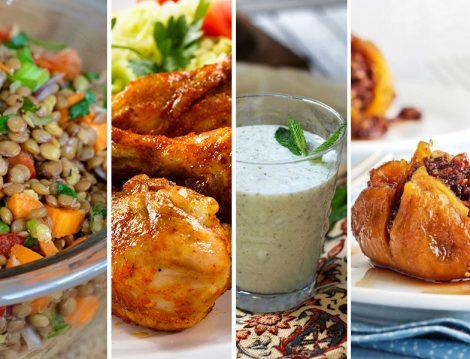 2019 Ramazan Sağlıklı İftar Menüsü