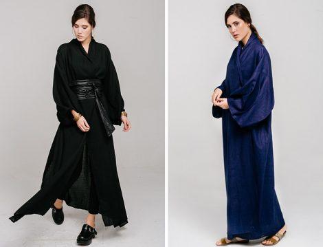 Abaya & Mule Ayakkabı