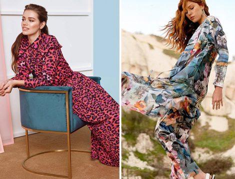 Aker 2019 İlkbahar Yaz Desenli Giyim Modelleri