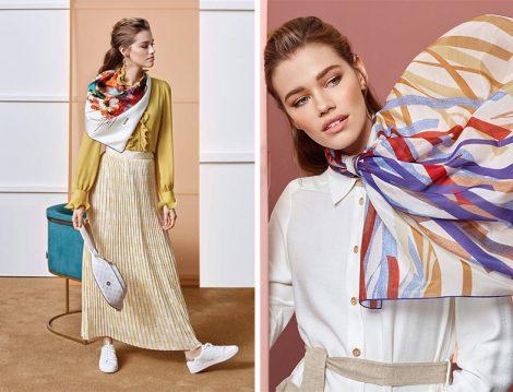 Aker 2019 İlkbahar Yaz Etek ve Bluz Modelleri