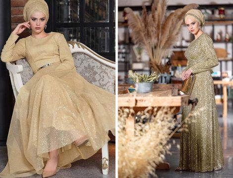 Alvina 2019 İlkbahar&Yaz Koleksiyonu Abiye Elbise Modelleri