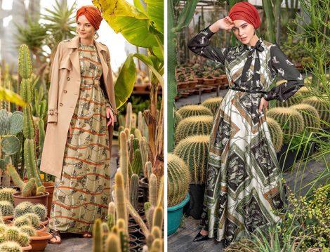 Alvina 2019 İlkbahar&Yaz Koleksiyonu Elbise Modelleri